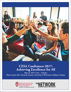 CESA 2017 Program cover