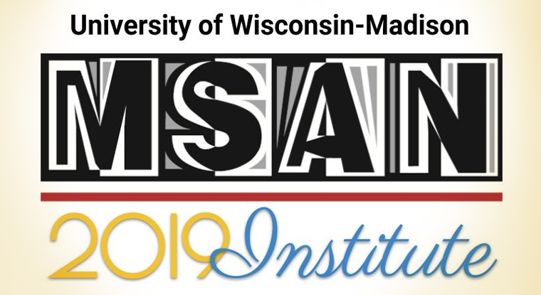 MSAN 2019 Institute: Call for Proposals Now Open