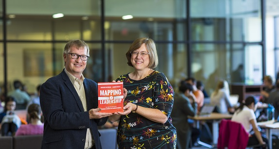 "Halverson and Kelley coauthored ""Mapping Leadership: The Tasks That Matter for Improving Teaching and Learning in Schools."