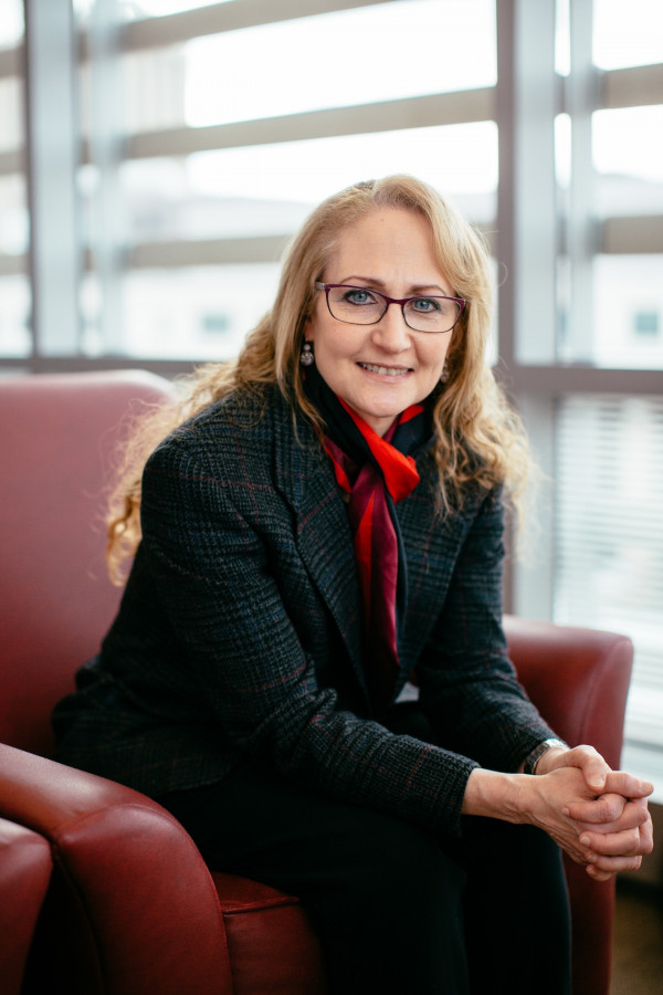 Jo Handelsman, director of the Wisconsin Institute for Discovery and mentor to CIMER Director Christine Pfund, helped launch many mentoring initiatives at UW‒Madison.