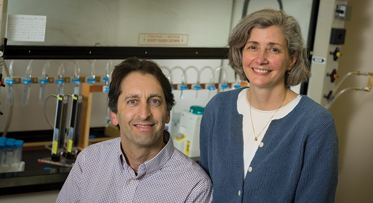 Eric Grodksy and Janet Branchaw served on a NAS Committee charged with studying undergraduate research experiences.