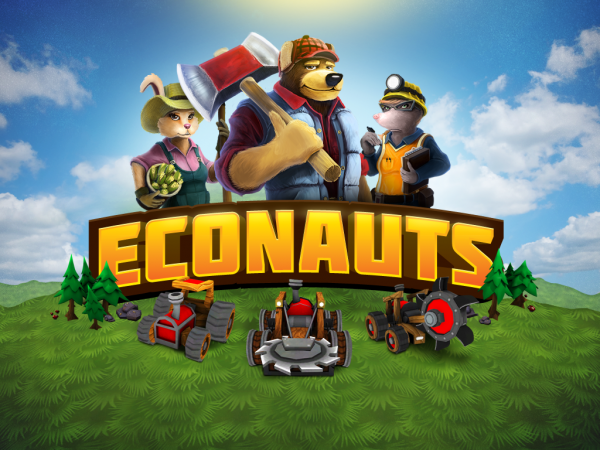 """Econauts"" is a multi-player, interactive video game developed at UW‒Madison that teaches students how their decisions affect the environment."